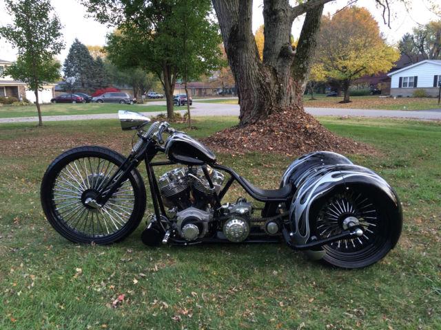 2016 custom built 300 tire trike. Black Bedroom Furniture Sets. Home Design Ideas