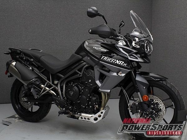 2016 triumph tiger 800 xrx low wabs new. Black Bedroom Furniture Sets. Home Design Ideas