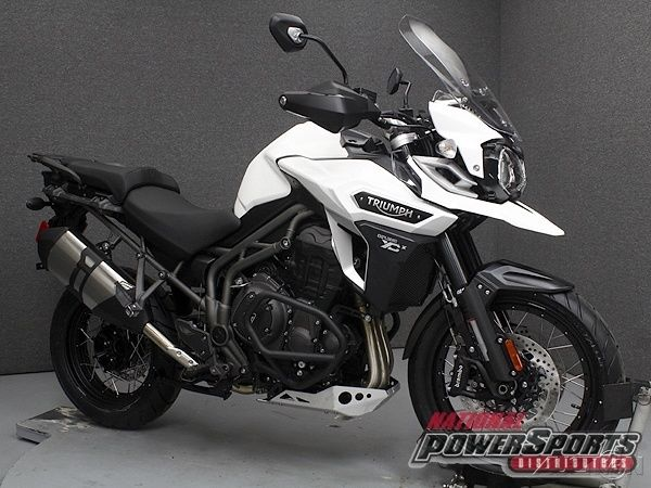 2017 Triumph Tiger Explorer Xcx New