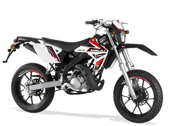 50cc supermoto with yamaha menarelli am6 motor rieju mrt supermotard. Black Bedroom Furniture Sets. Home Design Ideas