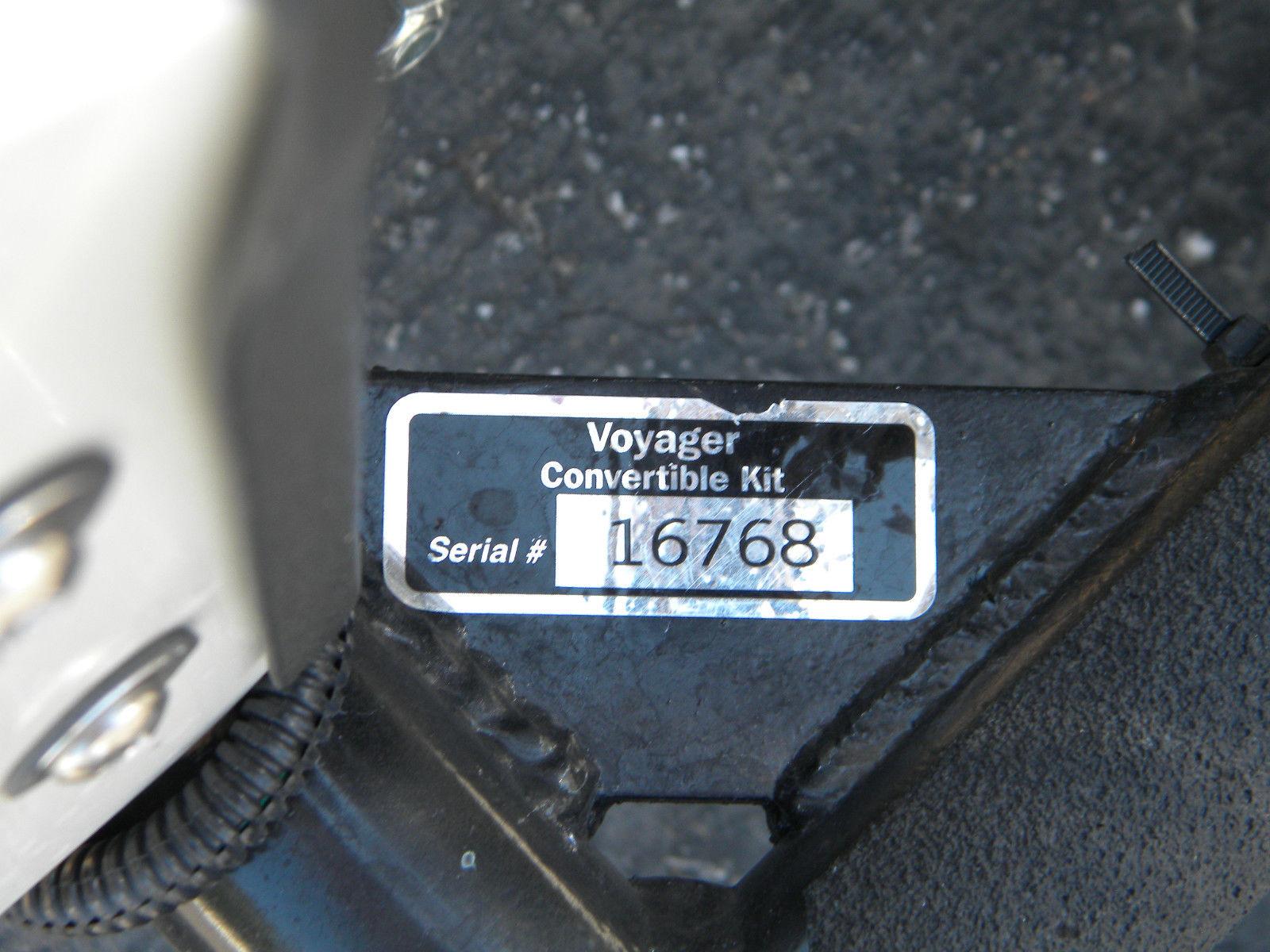 650 Burgman Voyager Trike Three 3 Wheeler Many Extras Low Miles Kit Wiring Diagram Price Us 750000