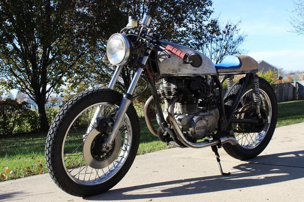 1974 Honda CB360 Cafe Racer