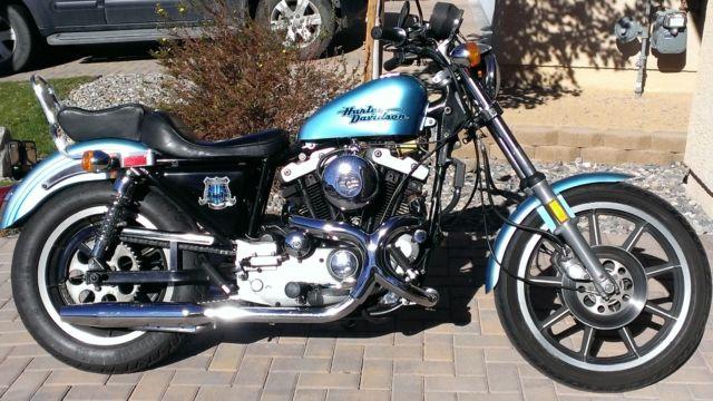 79 Harley-Davidson Ironhead Sportster Roadster