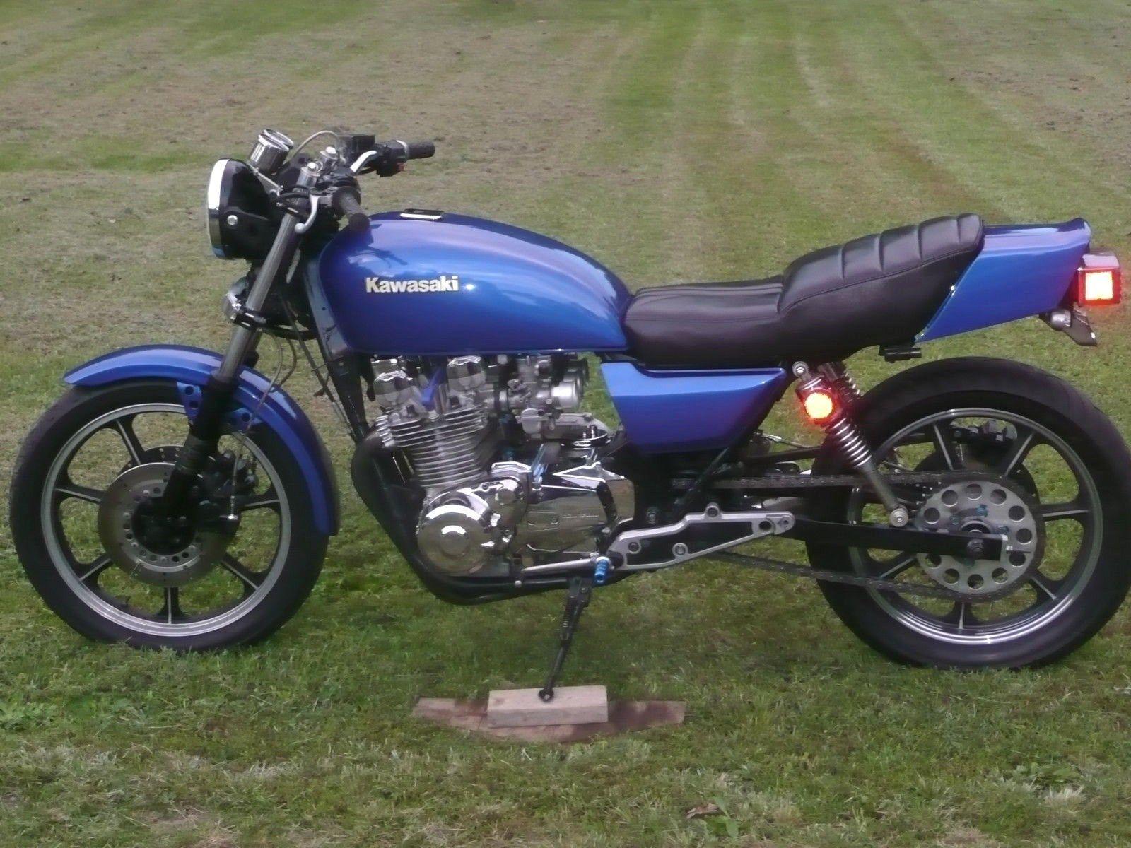82 Kz 1000 J Kz1000j 1229cc Mtc Ape Dyna Pingel Mikuni Kosman Kz1000 Ignition Coils Wiring Diagram For Mk2 1980 1982 Kawasaki Other