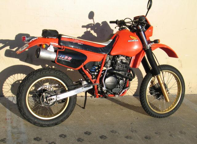 Citaten Sport Xr : Honda xr r street legal plated dirt bike dual sport