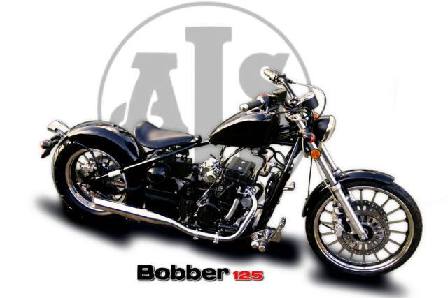 ajs regal raptor bobber 125cc learner legal motorcycle old school custom cruiser. Black Bedroom Furniture Sets. Home Design Ideas