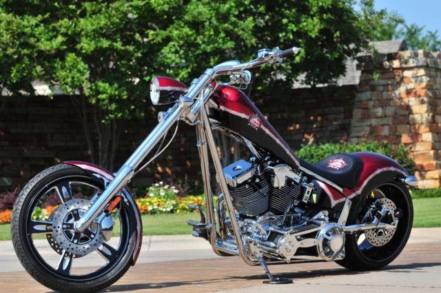 American Ironhorse Texas Chopper Anniversary # 1
