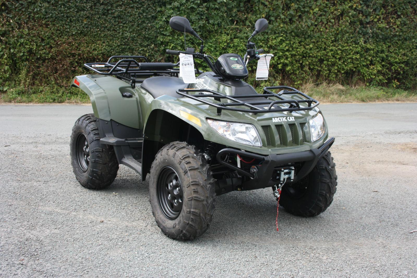 arctic cat 700cc diesel quad atv 4x4 brand new farm quad. Black Bedroom Furniture Sets. Home Design Ideas