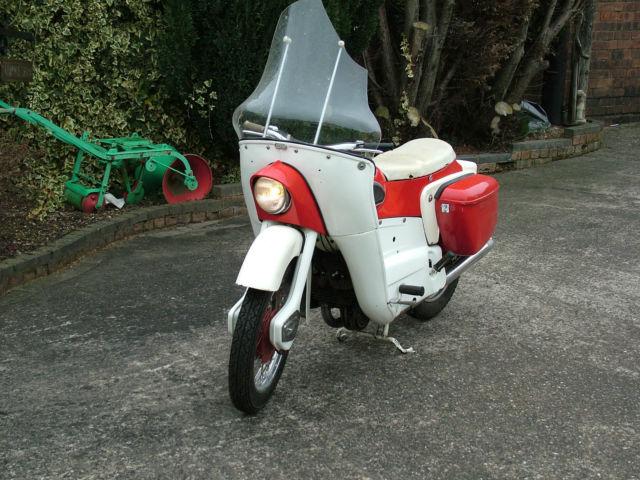 ARIEL LEADER 250cc