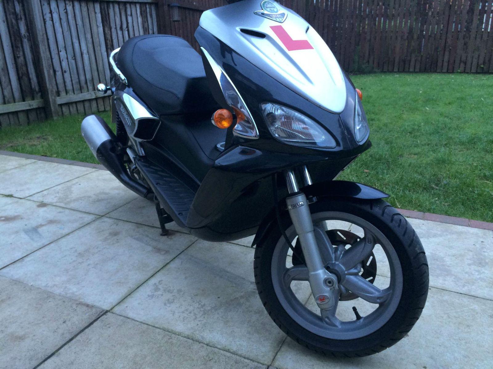 2008 Benelli Velvet 250 - Moto.ZombDrive.COM