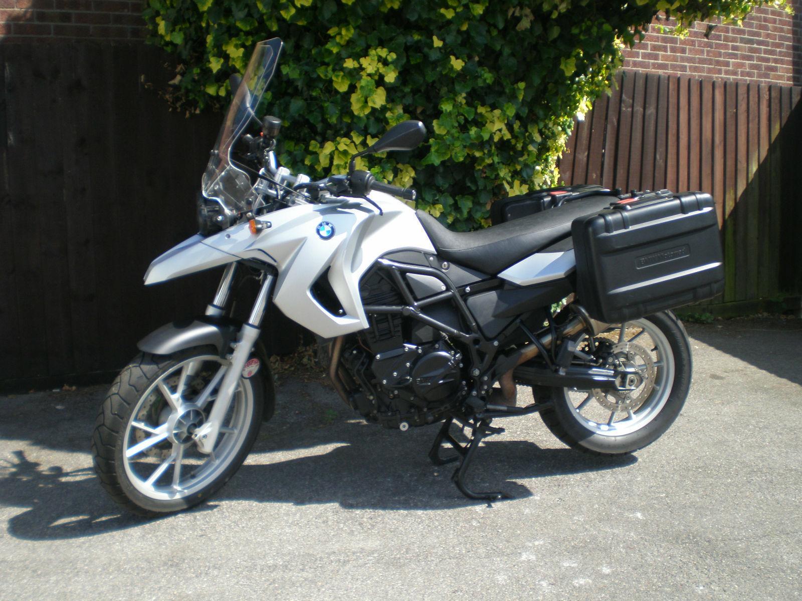 Bmw F 650 Gs 800cc
