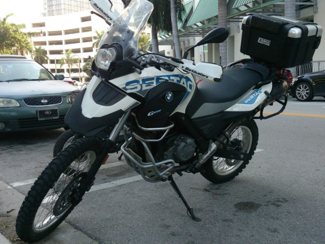 Bmw G650 Gs Sertao Fully Loaded