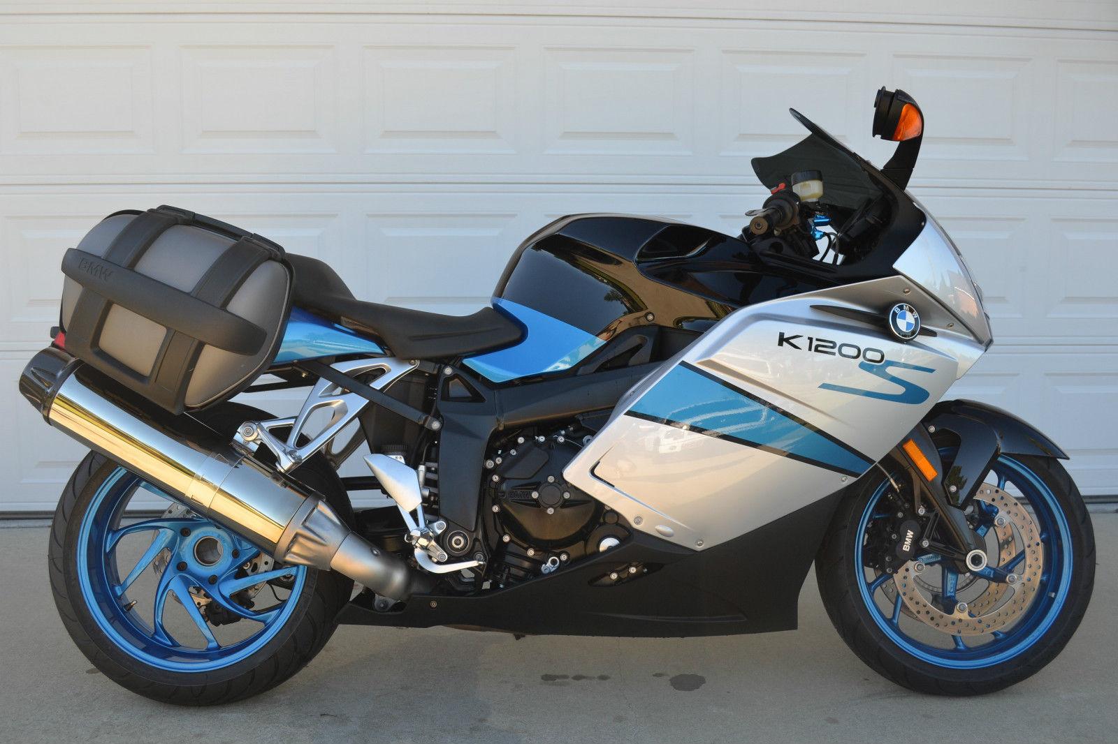 Bmw K1200 Sport Touring Motorcycle