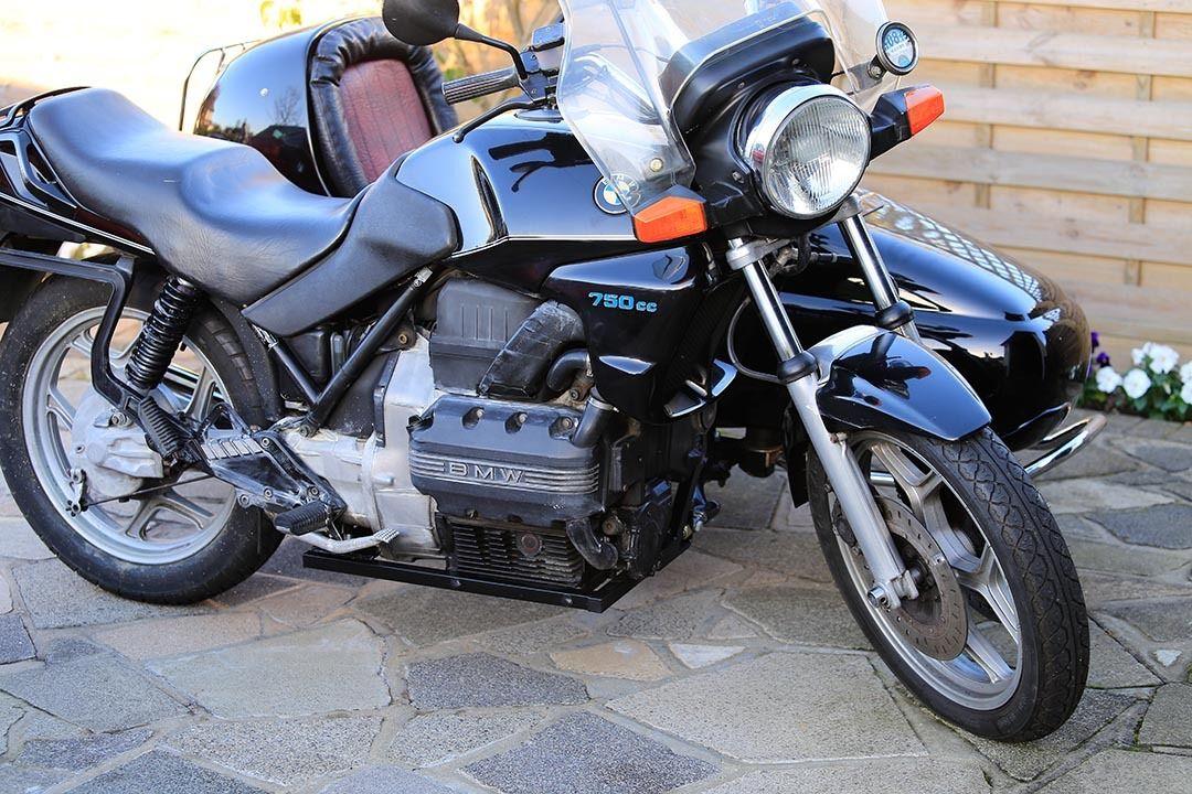 1989 BMW K100 / 2 Upgrade