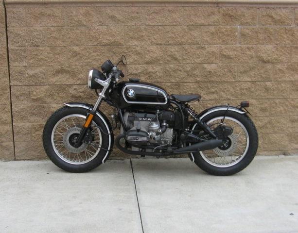 Bmw R100 Custom Like R90s Cafe Racer Bobber