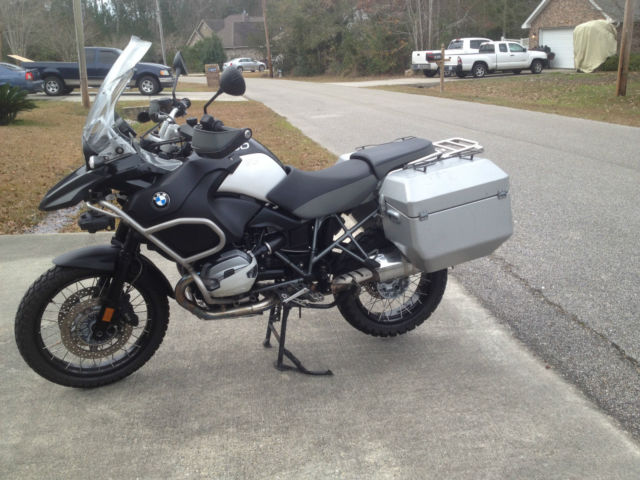 2012 bmw r1200gs owners manual