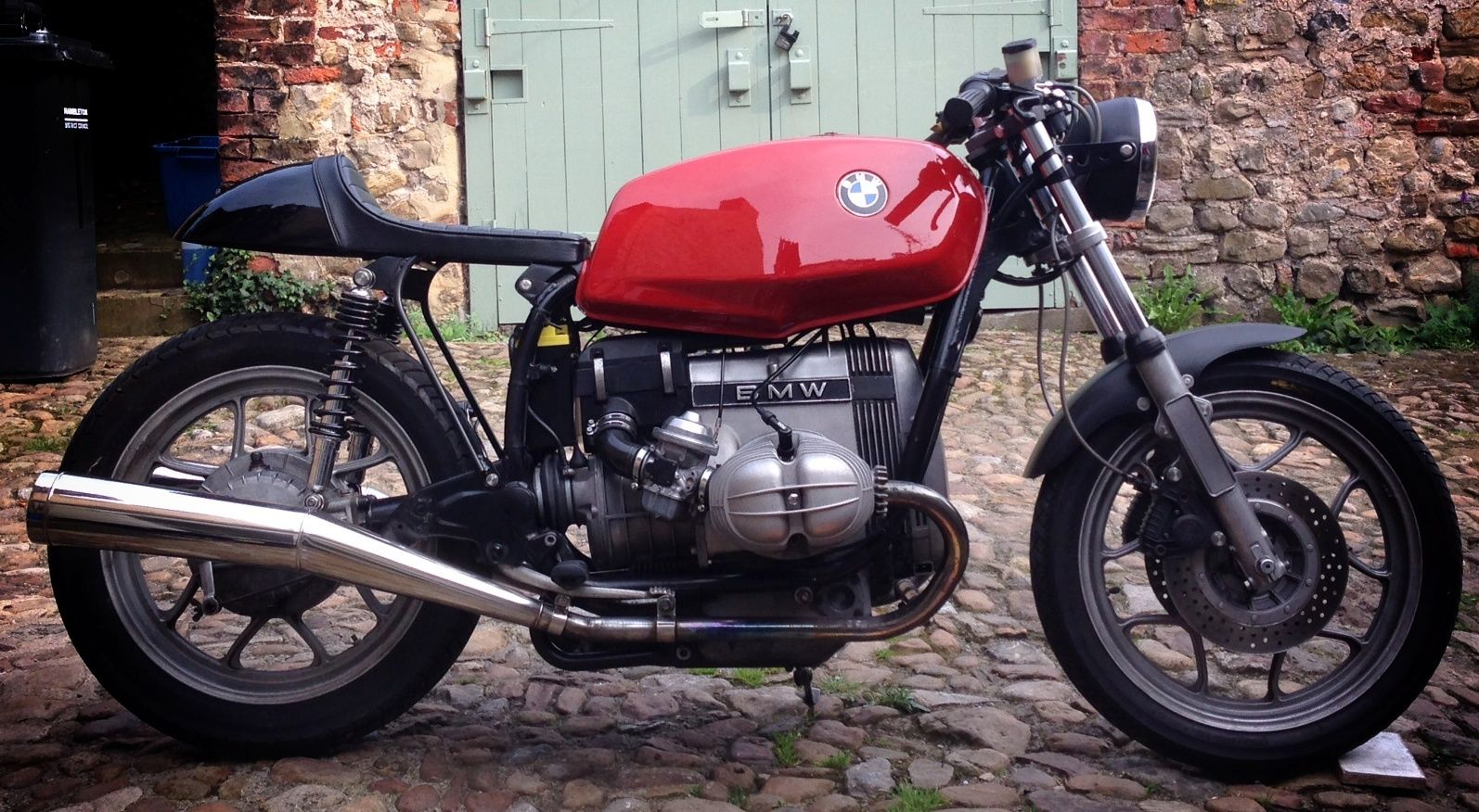 BMW R65LS Cafe Racer