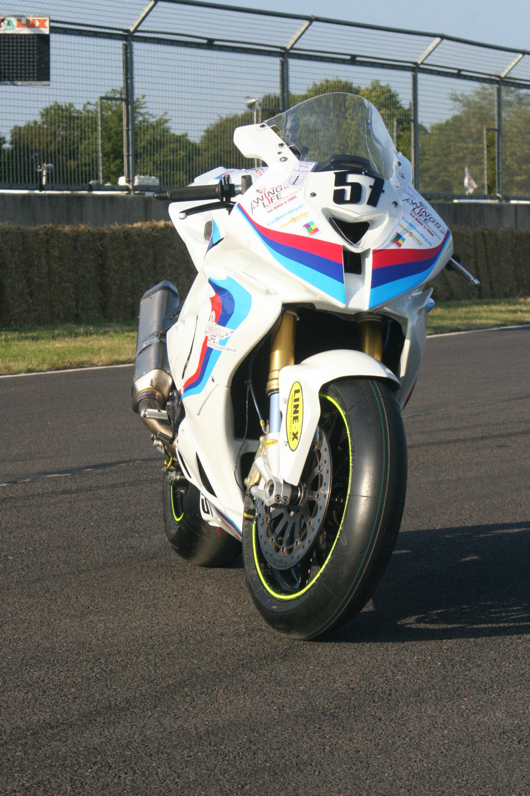 BMW S1000RR Super Bike Race bike Track bike