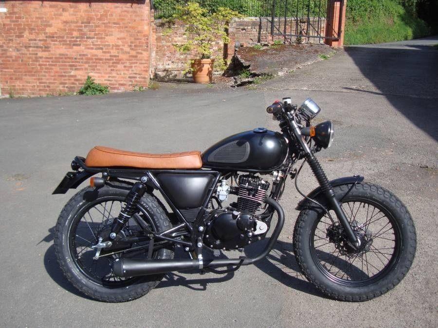boneshaker mutt motorcycle learner legal 125cc retro styled motorbike. Black Bedroom Furniture Sets. Home Design Ideas