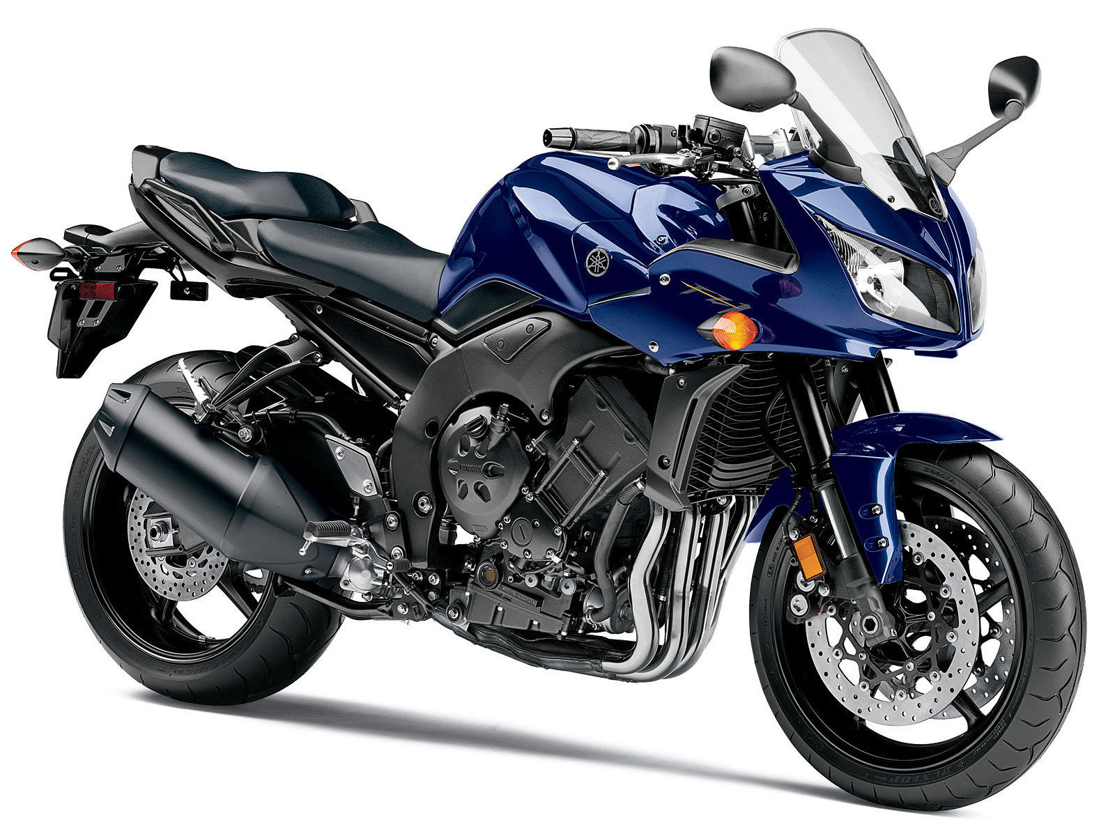 brand new 2013 yamaha fz1 cobalt blue. Black Bedroom Furniture Sets. Home Design Ideas