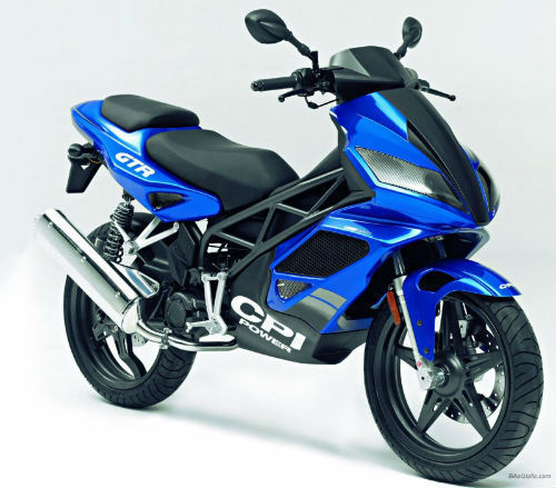 brand new cpi gtr 50 scooter 50cc moped. Black Bedroom Furniture Sets. Home Design Ideas