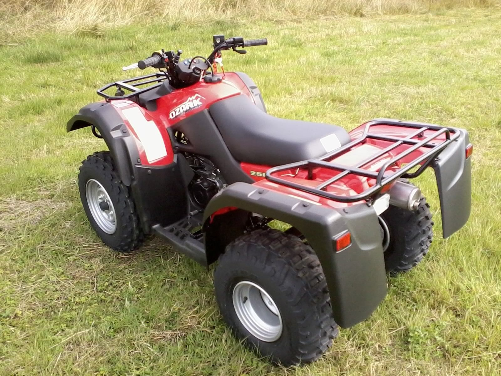brand new suzuki qzark 250 quad bike 2014 model farm atv 2wd 2 years warranty. Black Bedroom Furniture Sets. Home Design Ideas
