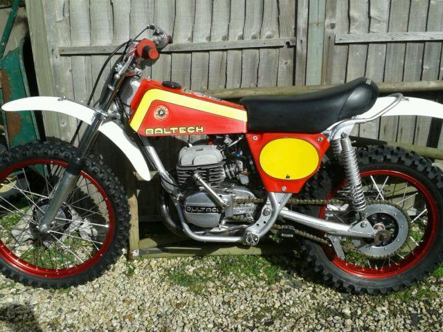 Bultaco Pursang 360 Mk 7 Twinshock Pre 74 Classic Motocross