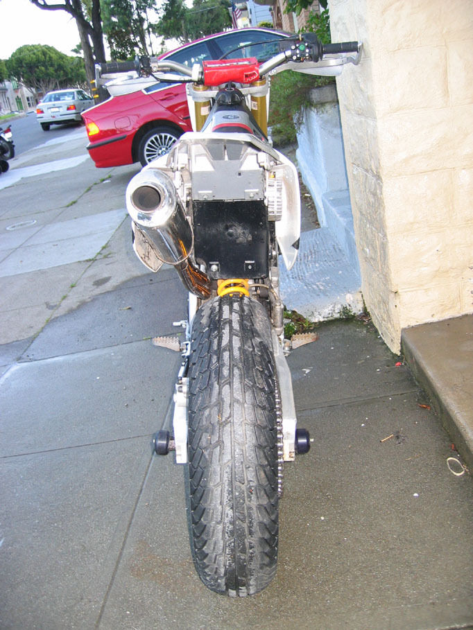 Cannondale S440 Factory Supermoto not X440 C440 or E440