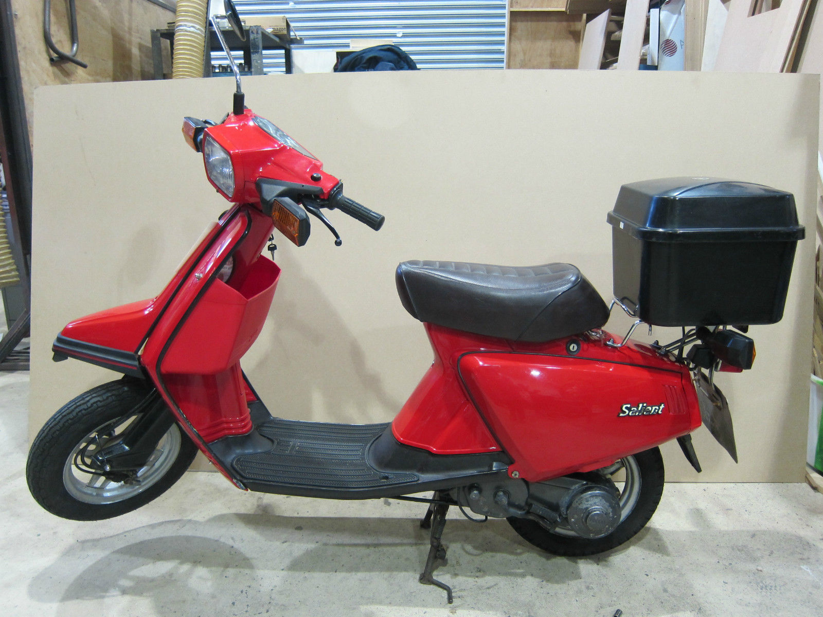 Yamaha Razz Scooter Oil Type