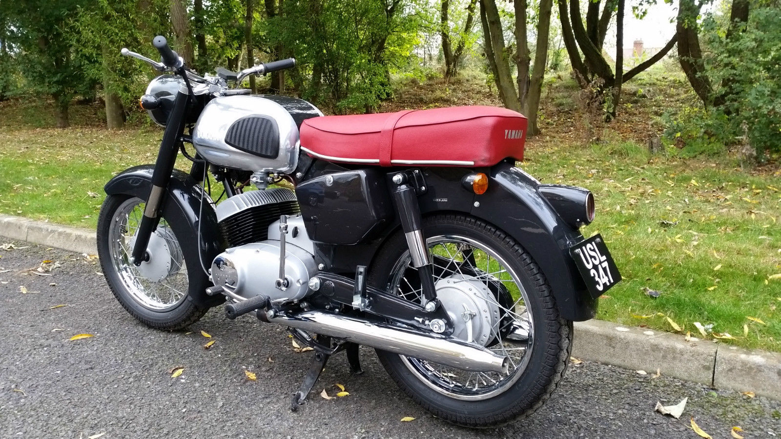 classic yamaha yd2 1959 60 fully restored concourse