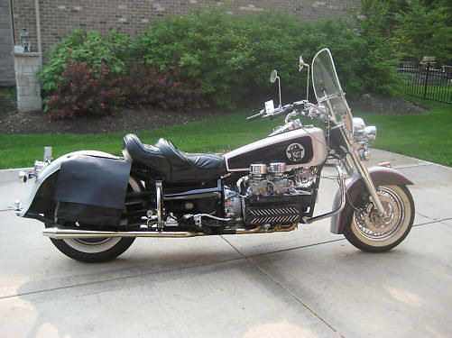 Automatic Transmission Motorcycle >> Corvair Powered Motorcycle With Automatic Transmission