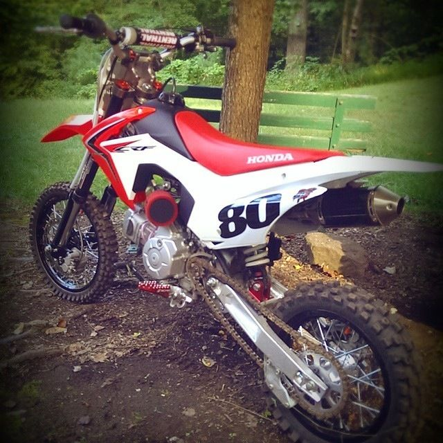Honda Crf50 For Sale >> CRF110