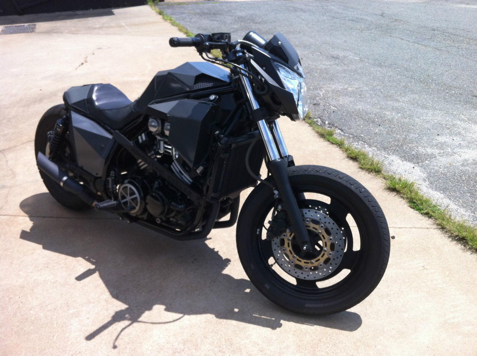 custom 1996 yamaha vmax 1200 motorcycle. Black Bedroom Furniture Sets. Home Design Ideas