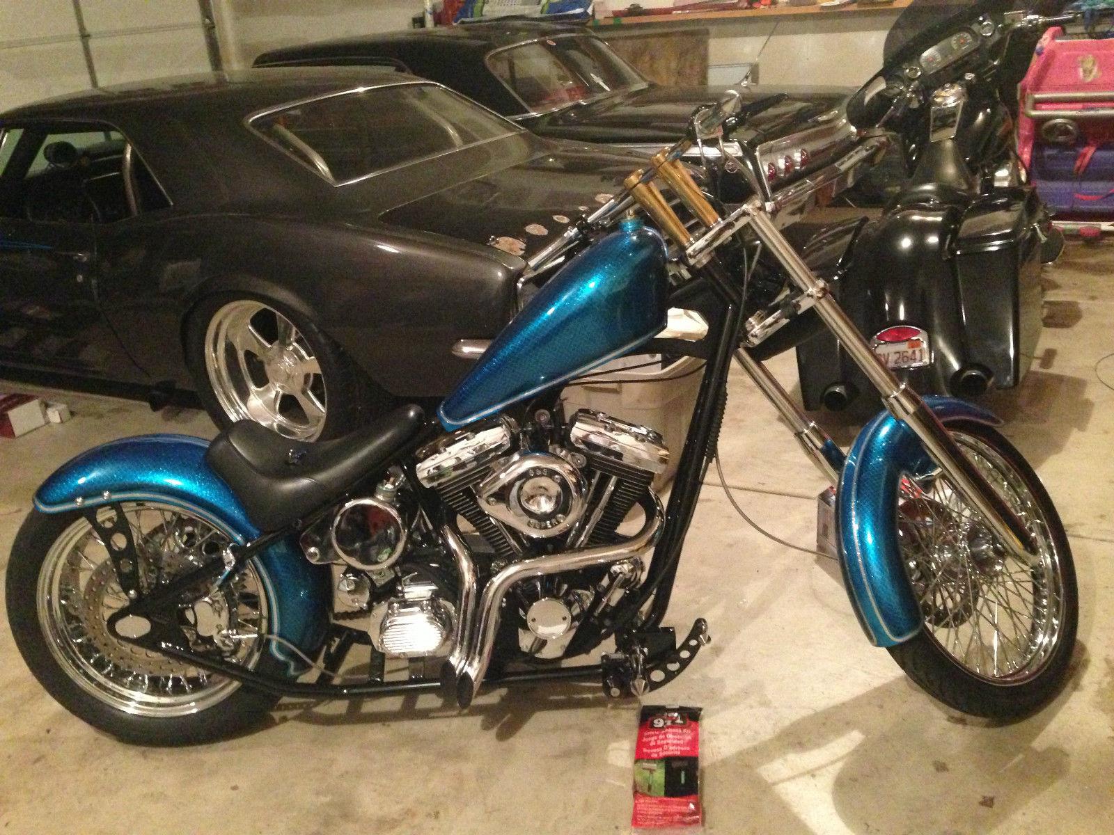 Hot Rod Harley