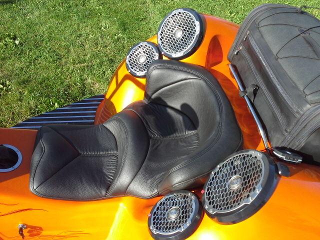Custom Hot Rod V8 Trike 1934 Style Rat Rod Chopper Harley