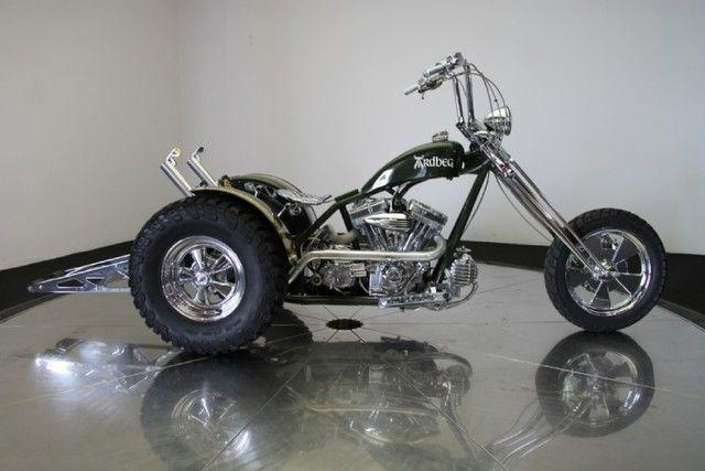 Official Orange County Choppers /'Olde/' T-Shirt Bobber Harley. Trike