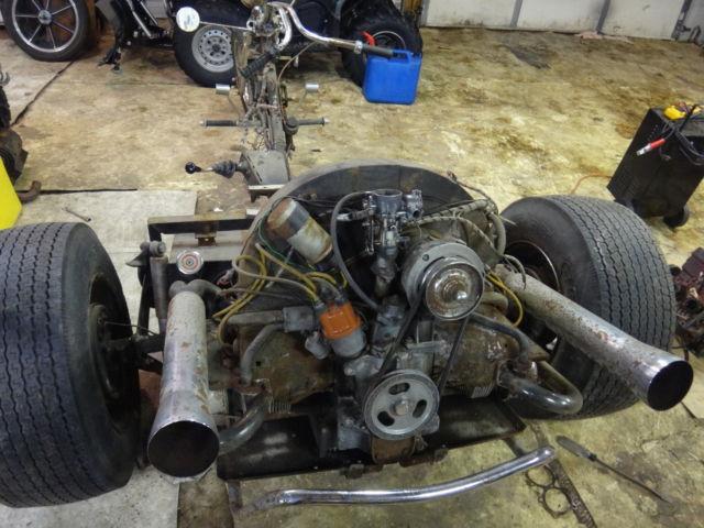 Custom Vw Trike Motorcycle Ed Roth