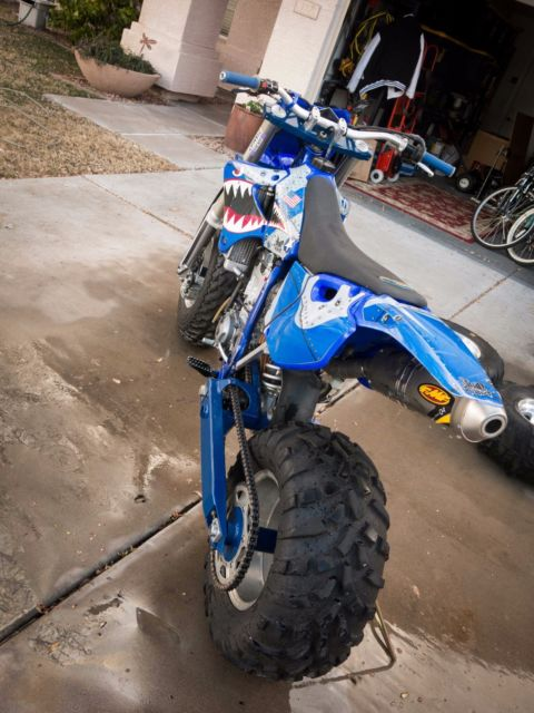 yamaha fat wheel honda conversion cat kit custom missile business arizona vehicle