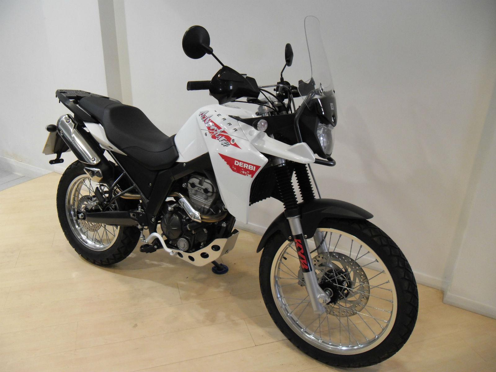 derbi terra 125 adventure 125cc trail enduro motorcycle. Black Bedroom Furniture Sets. Home Design Ideas