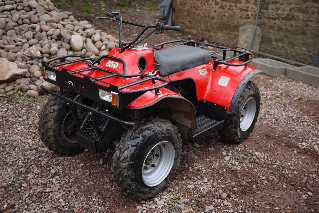 diablo 850 diesel farm quad bike atv 4x4 yanmar gator engine. Black Bedroom Furniture Sets. Home Design Ideas