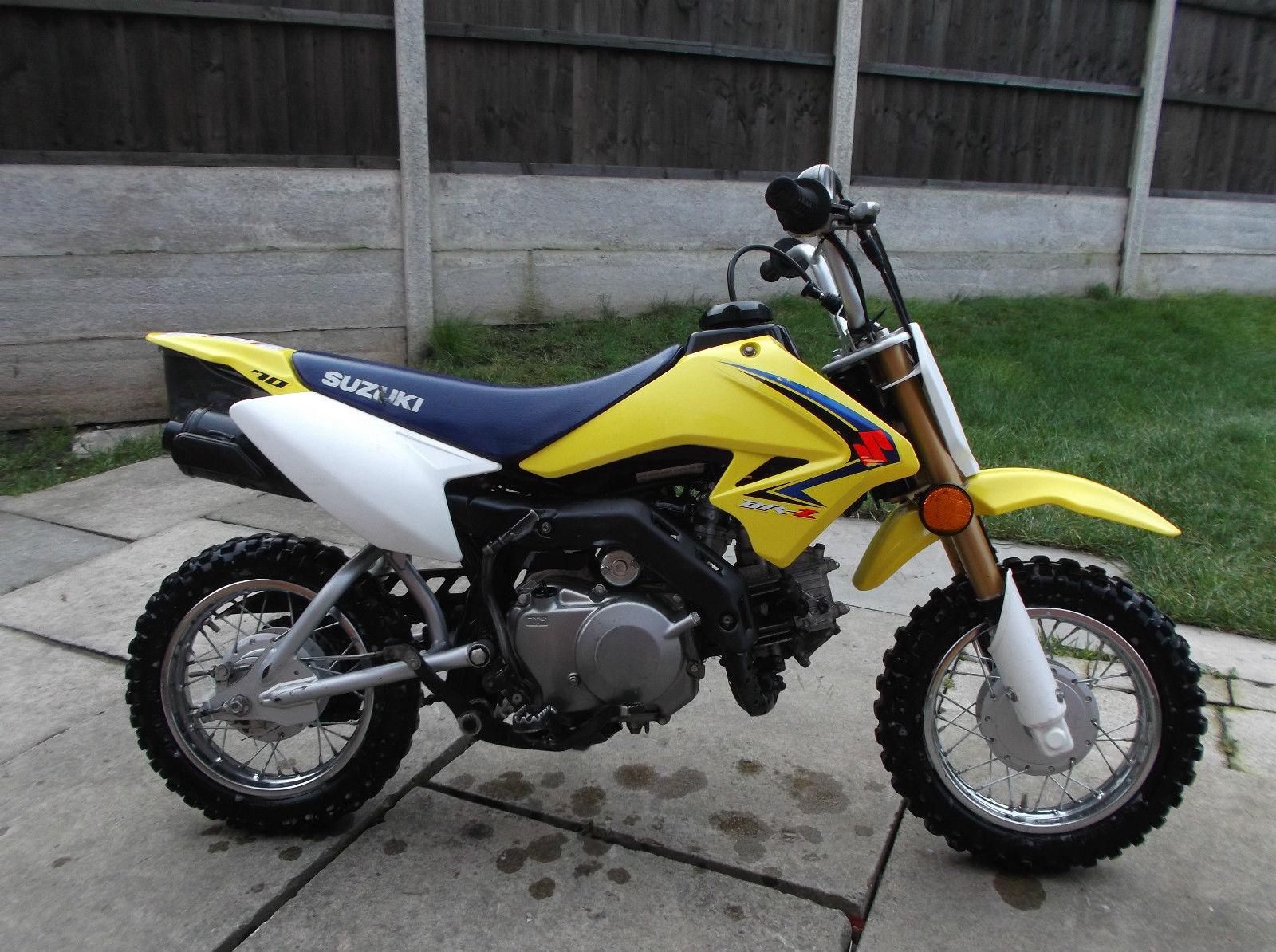 drz 70 very good condition sameas crf50 ttr 50 xr50 pw50 jr50 jr80 kid mini bike