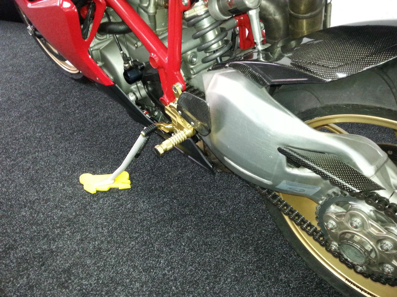 Power Commander Ducati Warranty