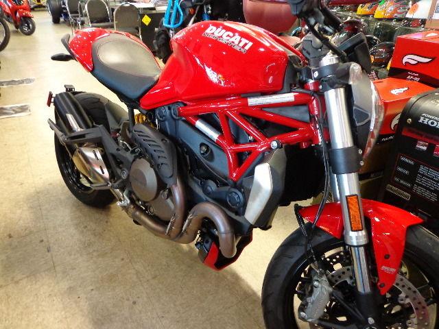 ducati 2014 monster 1200 sport bike