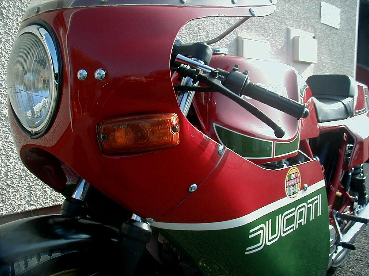 81-82; XAM extra verstärkt X-Ring Kette Ducati SS 900 MHR Mike Hailwood Replica