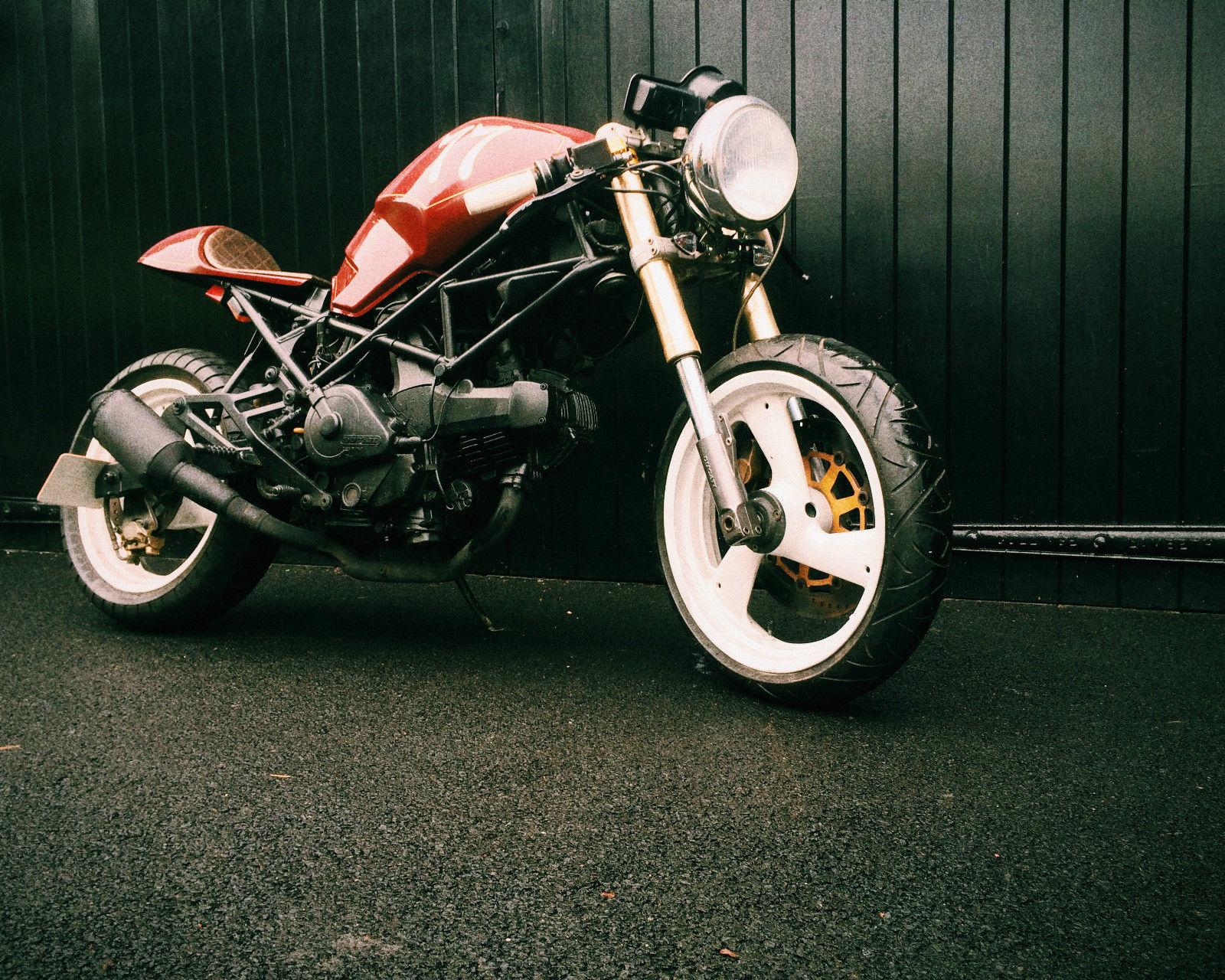 Ducati Cafe Racer Speedster Bobber Brat Tracker Custom Classic Vintage