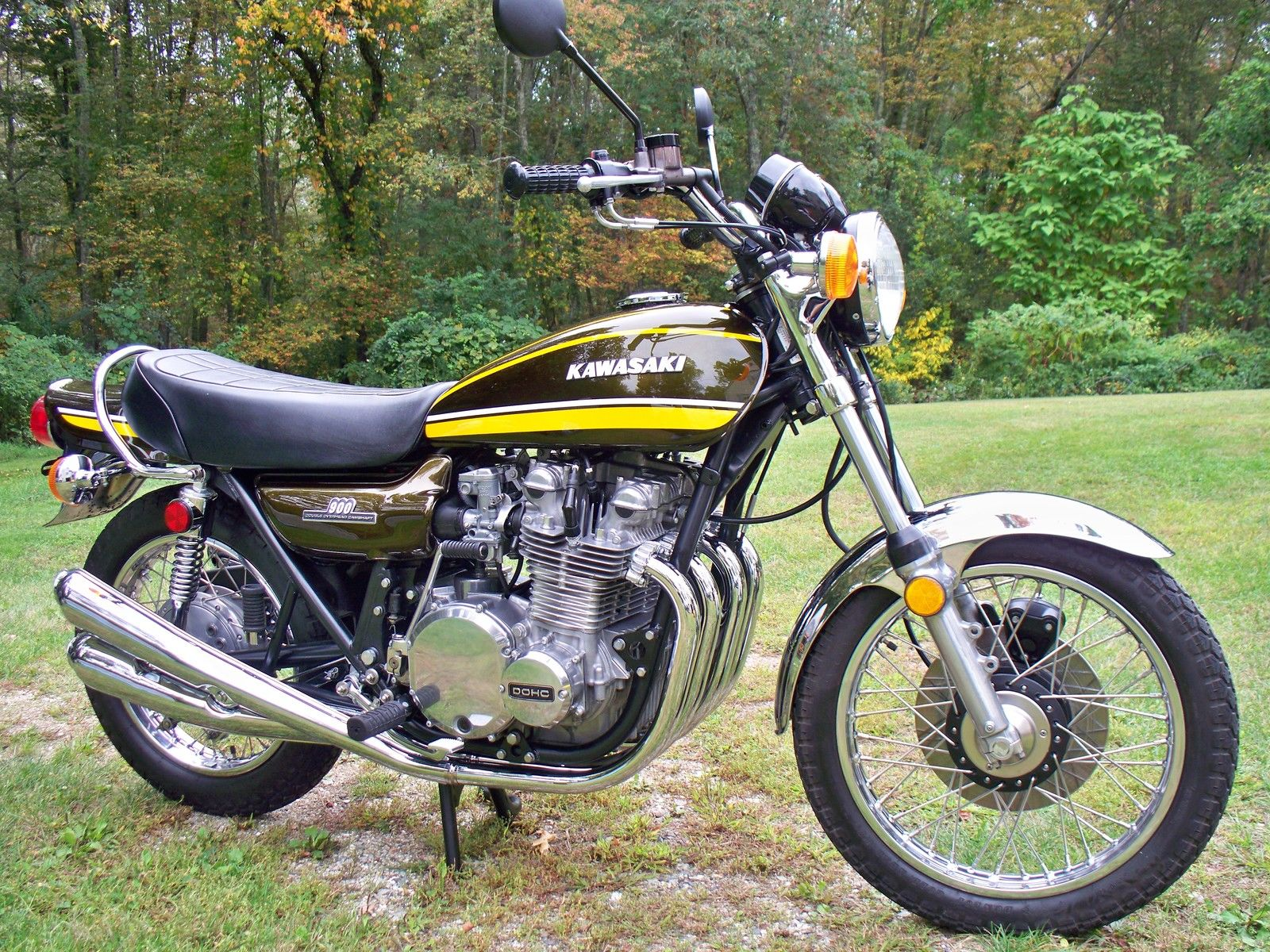 Early 1974 Kawasaki Z1 900
