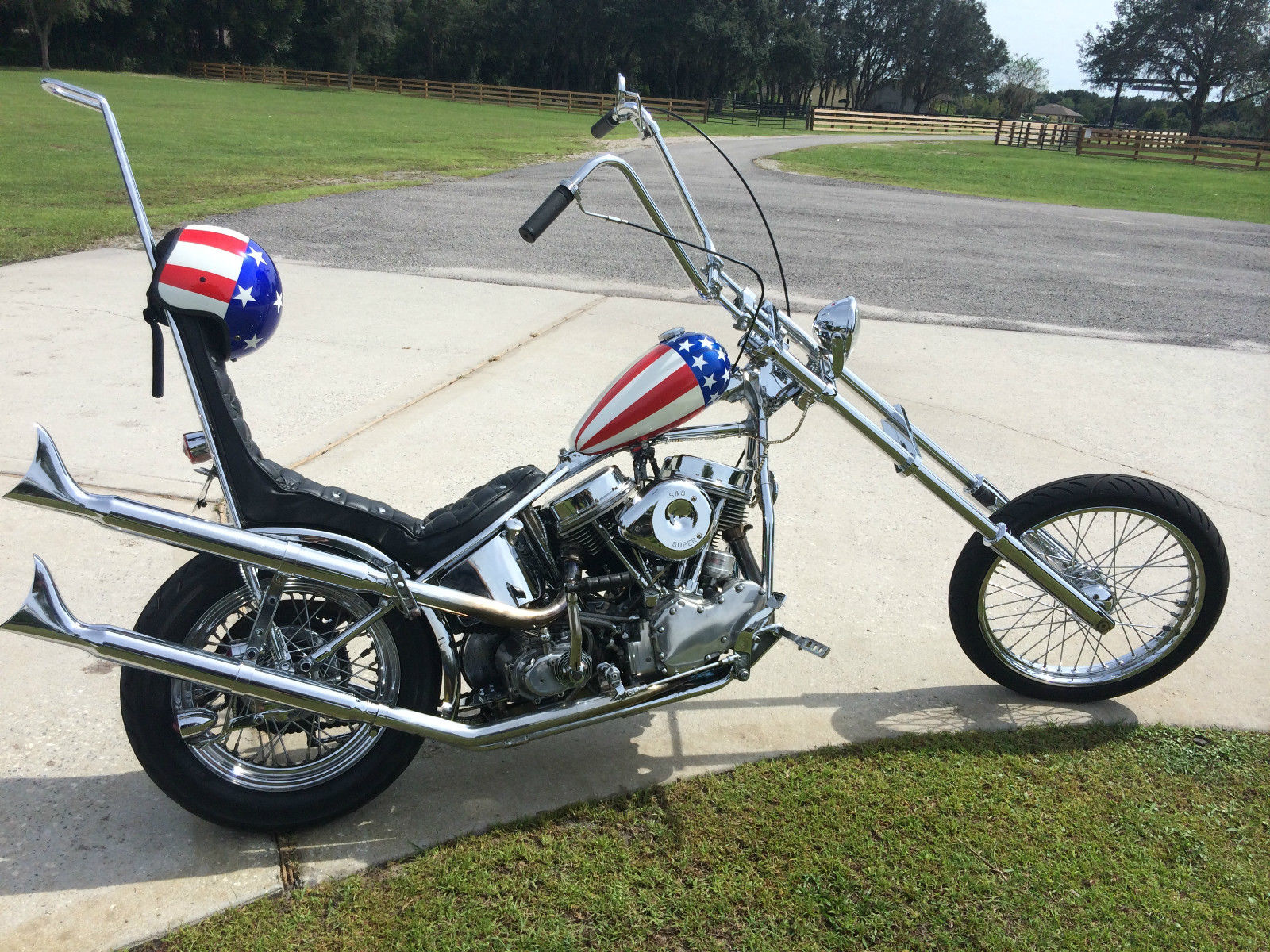 Easy Rider Choppers For Sale - 0425