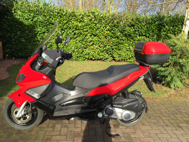Gilera Nexus 300ie Scooter Ae10fef