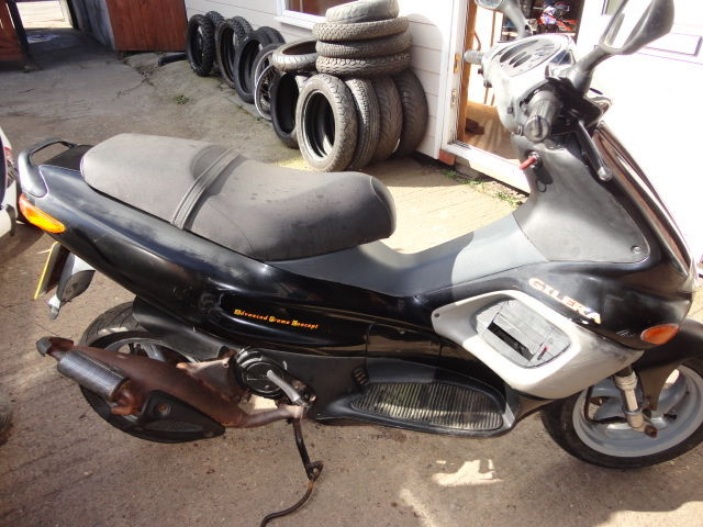 Gilera Runner 50cc Scooter Running Engine Spares Repair P X Welcome