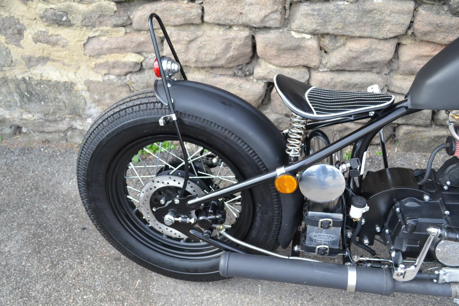Hardknock Kicker Kikker 125cc Chopper Bobber 125cc